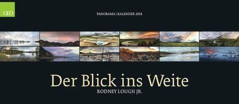 Kalender »GEO-Panorama Naturkalender: Der Blick ins...«