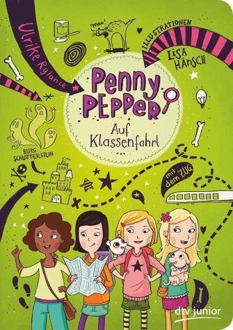 Broschiertes Buch »Auf Klassenfahrt / Penny Pepper Bd.6«