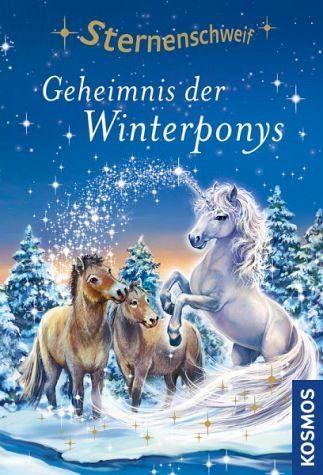 Gebundenes Buch »Geheimnis der Winterponys / Sternenschweif Bd.55«