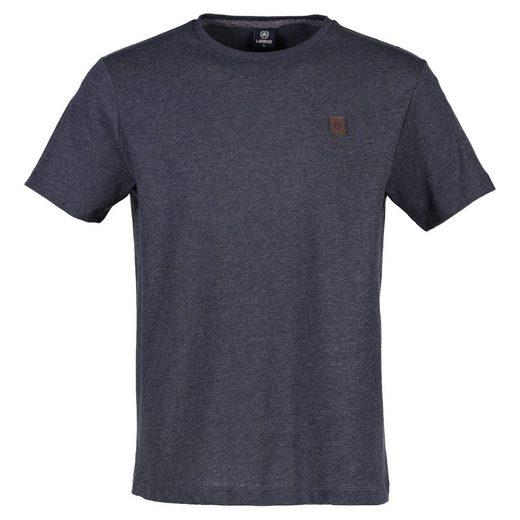 LERROS T-Shirt mit Patch