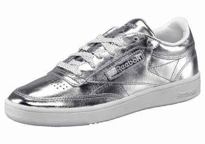 Jane Klain Sneakers Low, silberfarben, silber