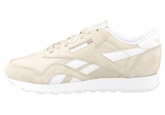 Reebok Classic Nylon Neutrals Sneaker