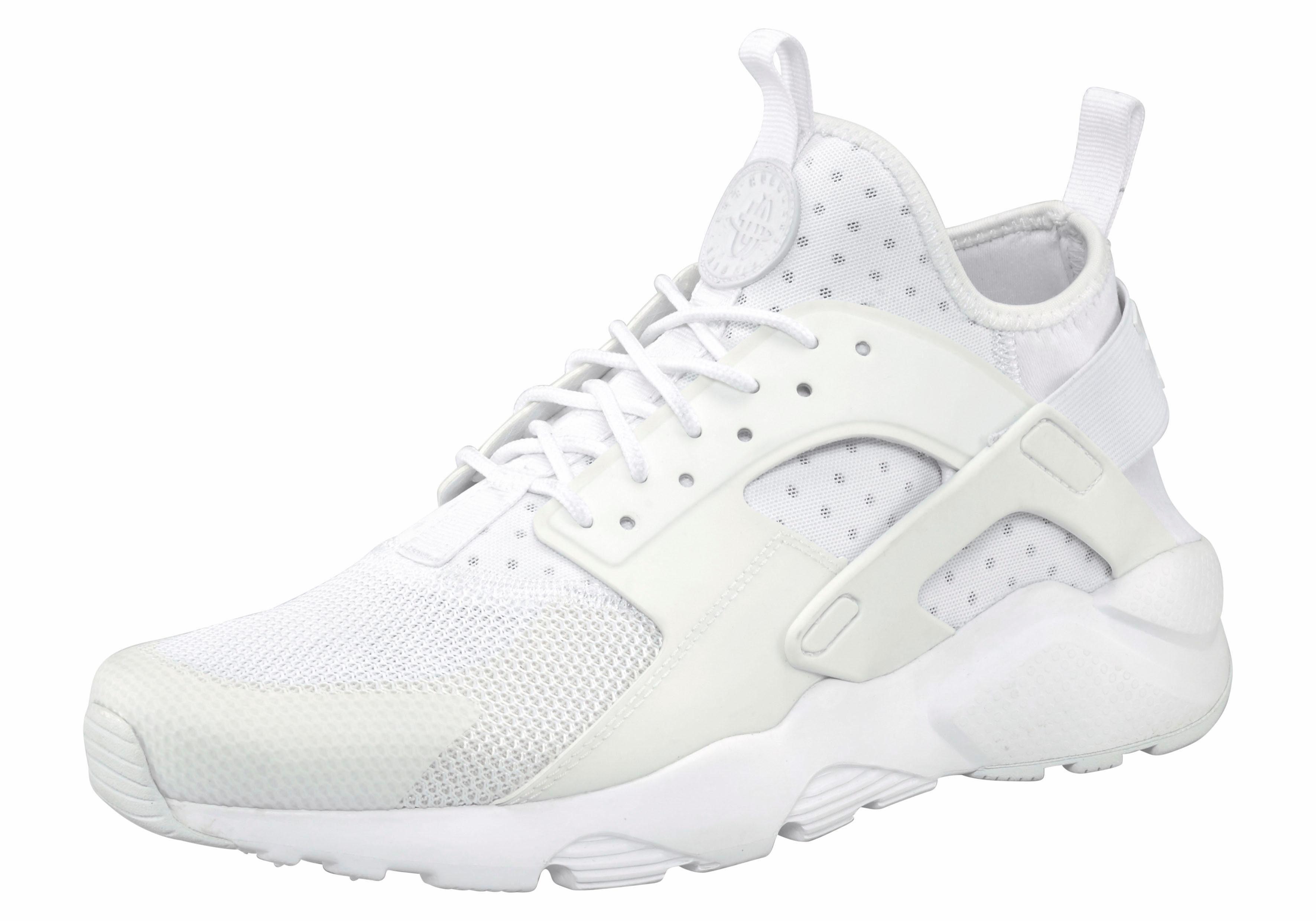 Nike Sportswear Air Huarache Run Ultra Sneaker  weiß-weiß