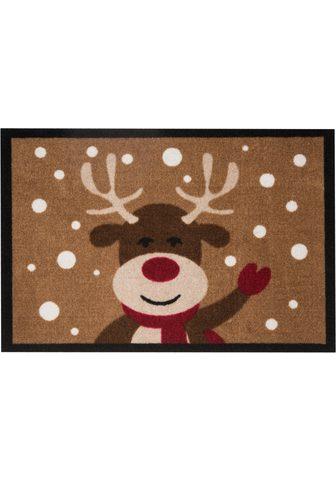 HANSE HOME Durų kilimėlis »Reindeer« rechteckig a...