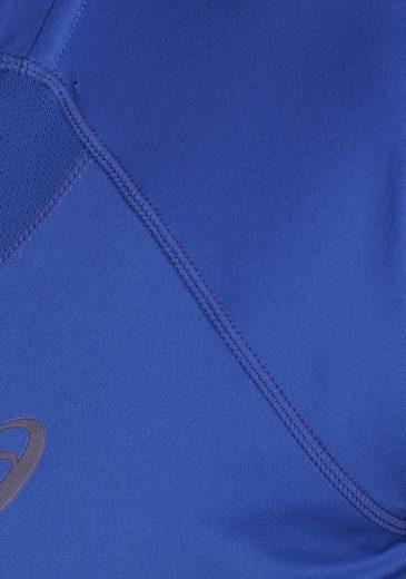 Asics Laufshirt CAPSLEEVE TOP, mit reflektierenden Details