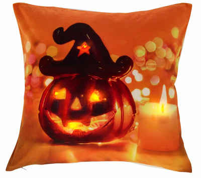 LED Kissenhlle My Home Pumpkin 1 Stck