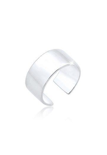 Elli Ohrringe »Basic Single Earcuff Trend Blogger 925 Silber«