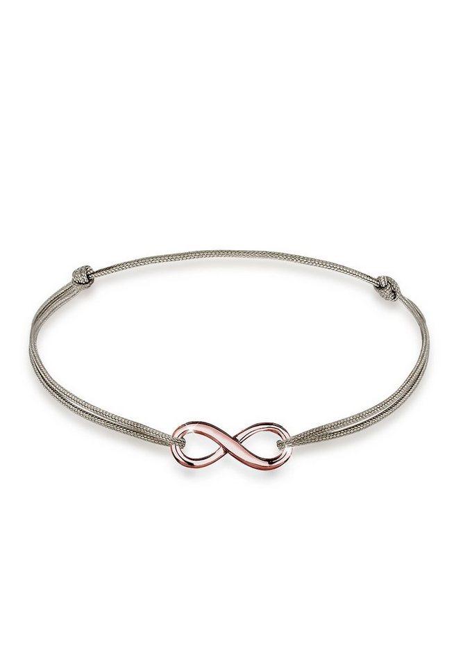 Elli Armband »Infinity Unendlichkeit Trend 925 Silber rosé« online ... 93464f1f78