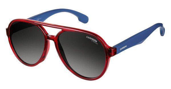 Carrera Eyewear Kinderbrillen Sonnenbrille » CARRERINO 22«, weiß, VK6/9O - weiß/grau