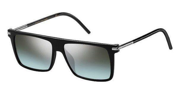 MARC JACOBS Marc Jacobs Herren Sonnenbrille » MARC 46/S«, schwarz, D28/I8 - schwarz/ blau