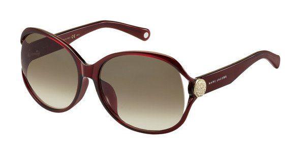 MARC JACOBS Marc Jacobs Damen Sonnenbrille » MARC 90/F/S«, schwarz, D28/NR - schwarz