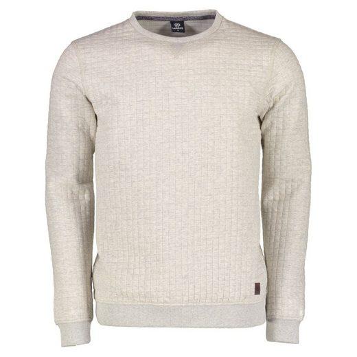 LERROS Sweatshirt mit Steppung