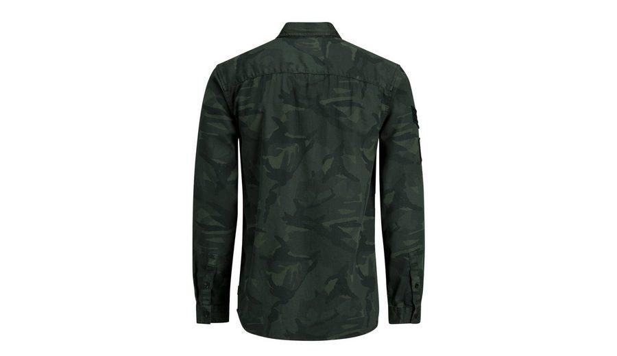 Ausverkaufspreise Gutes Verkauf Günstiger Preis Jack & Jones Lässiges Langarmhemd gKtYZW