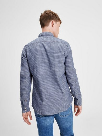 Jack & Jones Linen- Long-sleeved Shirt