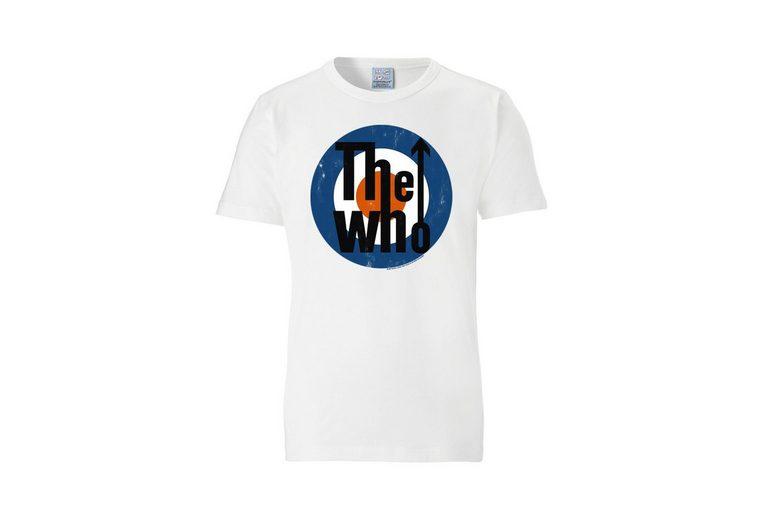 Günstig Kaufen Neueste LOGOSHIRT Herrenshirt The Who Großer Verkauf Ansicht Verkauf Online SOHy6W5