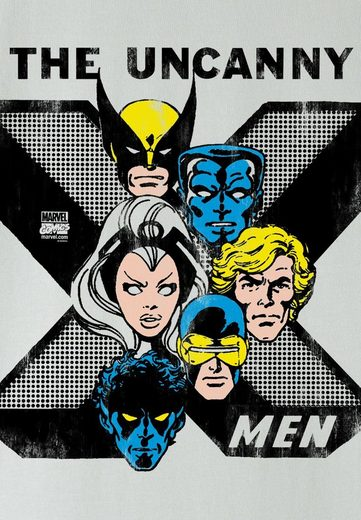 LOGOSHIRT Herrenshirt X-Men - Marvel - The Uncanny