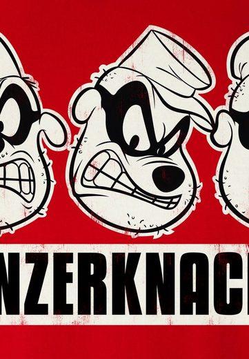 LOGOSHIRT Herrenshirt Panzerknacker - Disney