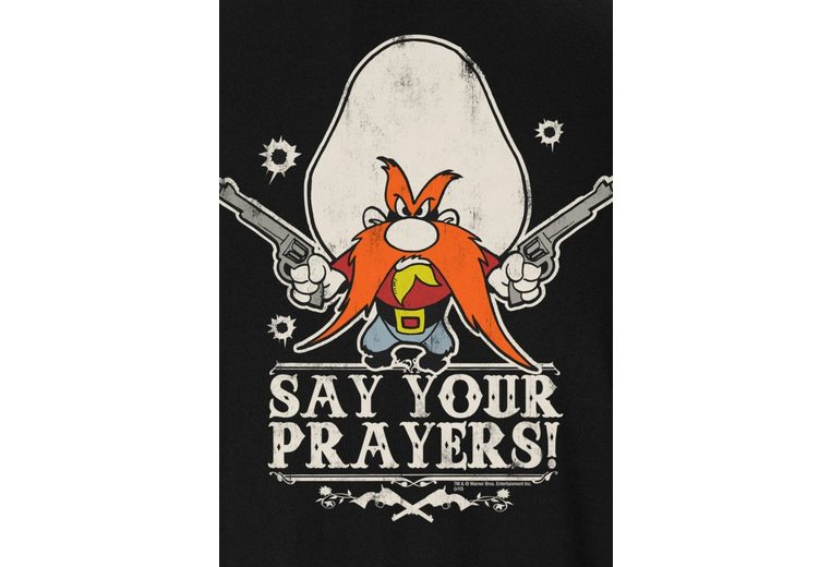 Empfehlen Zum Verkauf Rabatt LOGOSHIRT Herrenshirt Yosemite Sam - Looney Tunes Billige Schnelle Lieferung Billig Aus Deutschland Verkauf Websites v5lb8