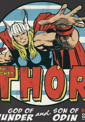 LOGOSHIRT Herrenshirt Thor - Marvel