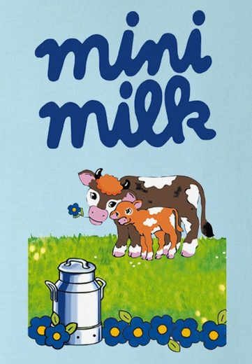LOGOSHIRT Herrenshirt MINI MILK