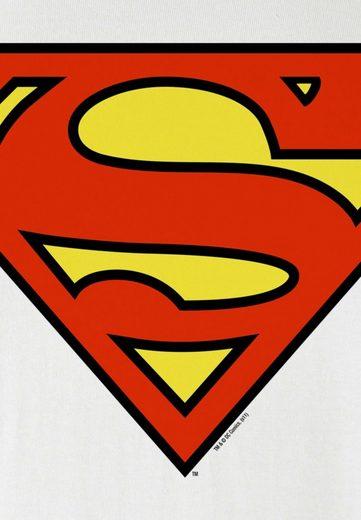 LOGOSHIRT Herrenshirt SUPERMAN - LOGO