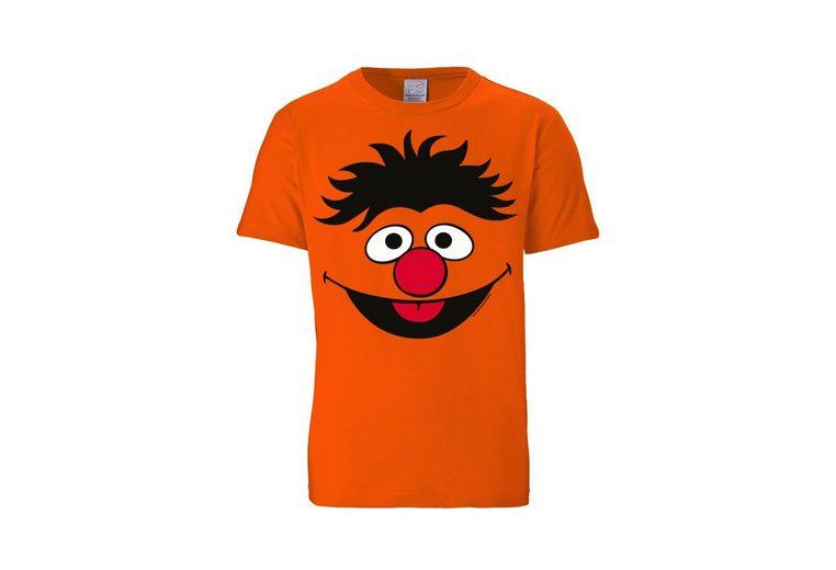 LOGOSHIRT Herrenshirt Ernie - Sesamstrasse Auslass Finish Billig Verkauf Auslass  Verkaufsschlager  Spitzenreiter WfdvjfZW