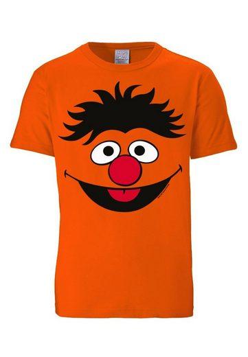 LOGOSHIRT Herrenshirt Ernie - Sesamstrasse