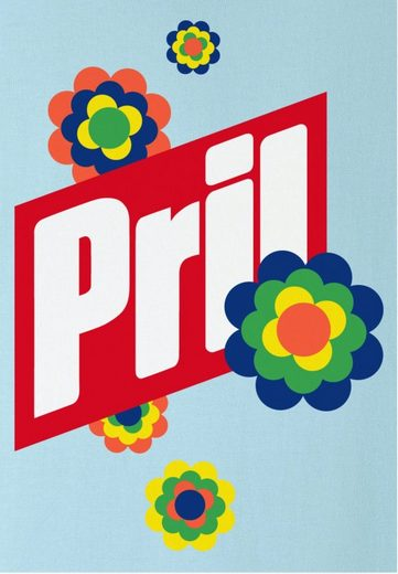 LOGOSHIRT Herrenshirt Pril - Logo