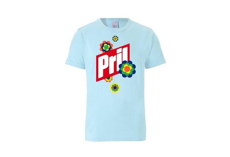 LOGOSHIRT Herrenshirt Pril - Logo Preiswert Billig Verkauf Zum Verkauf dHM4D4Mj