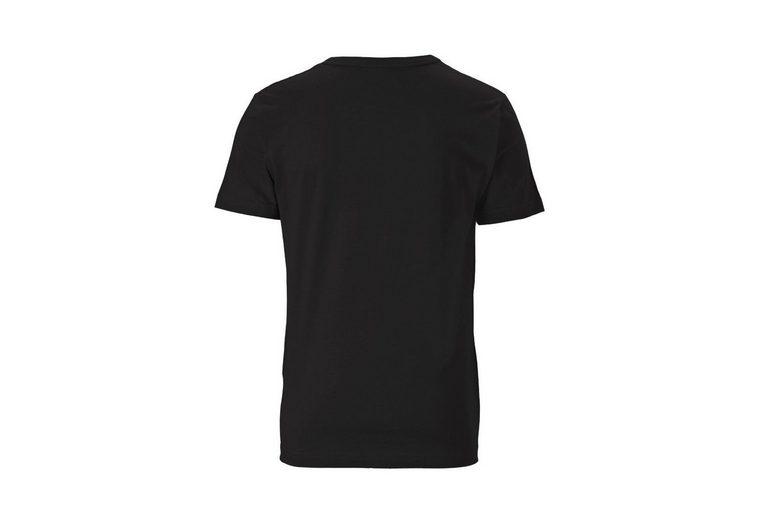 LOGOSHIRT Herrenshirt Kiss - Logo - Rock\n Roll Countdown-Paket Zum Verkauf NLxhH5GV