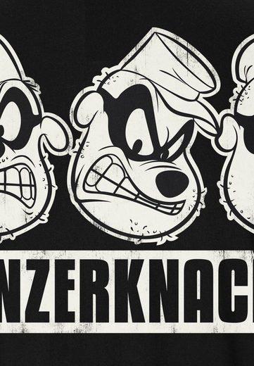 LOGOSHIRT Herrenshirt Panzerknacker Disney