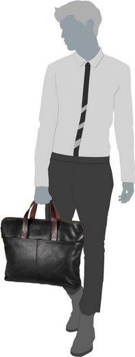 Bugatti Aktenmappe Grinta Shopper Horizontal
