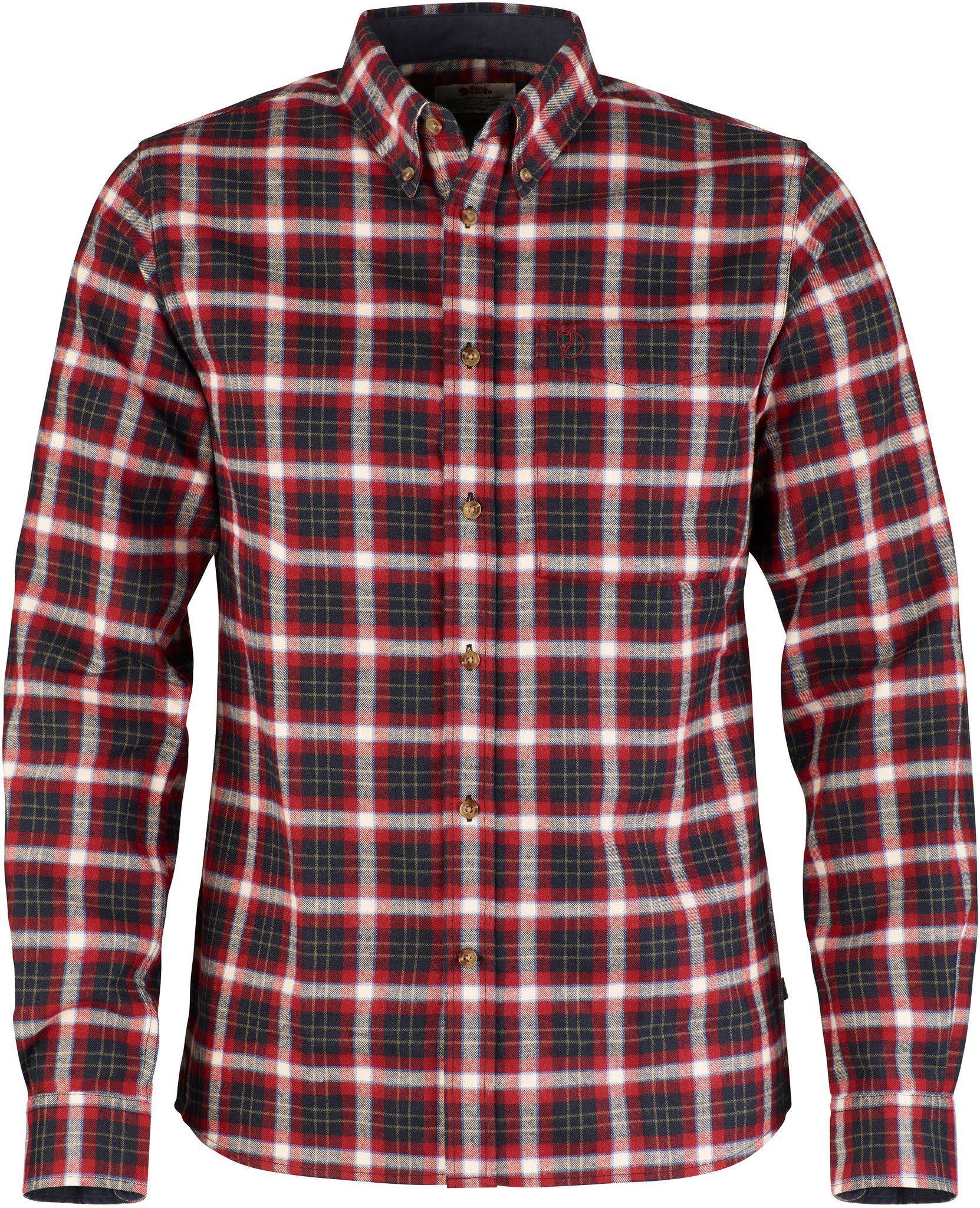 FJÄLLRÄVEN Sweatshirt »Stig Flannel Shirt Men«