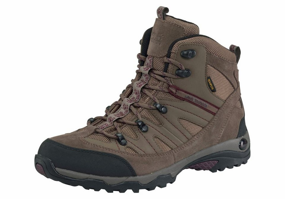 new products 058fe 42ba2 Jack Wolfskin »Trailrider Texapore W« Outdoorschuh | OTTO