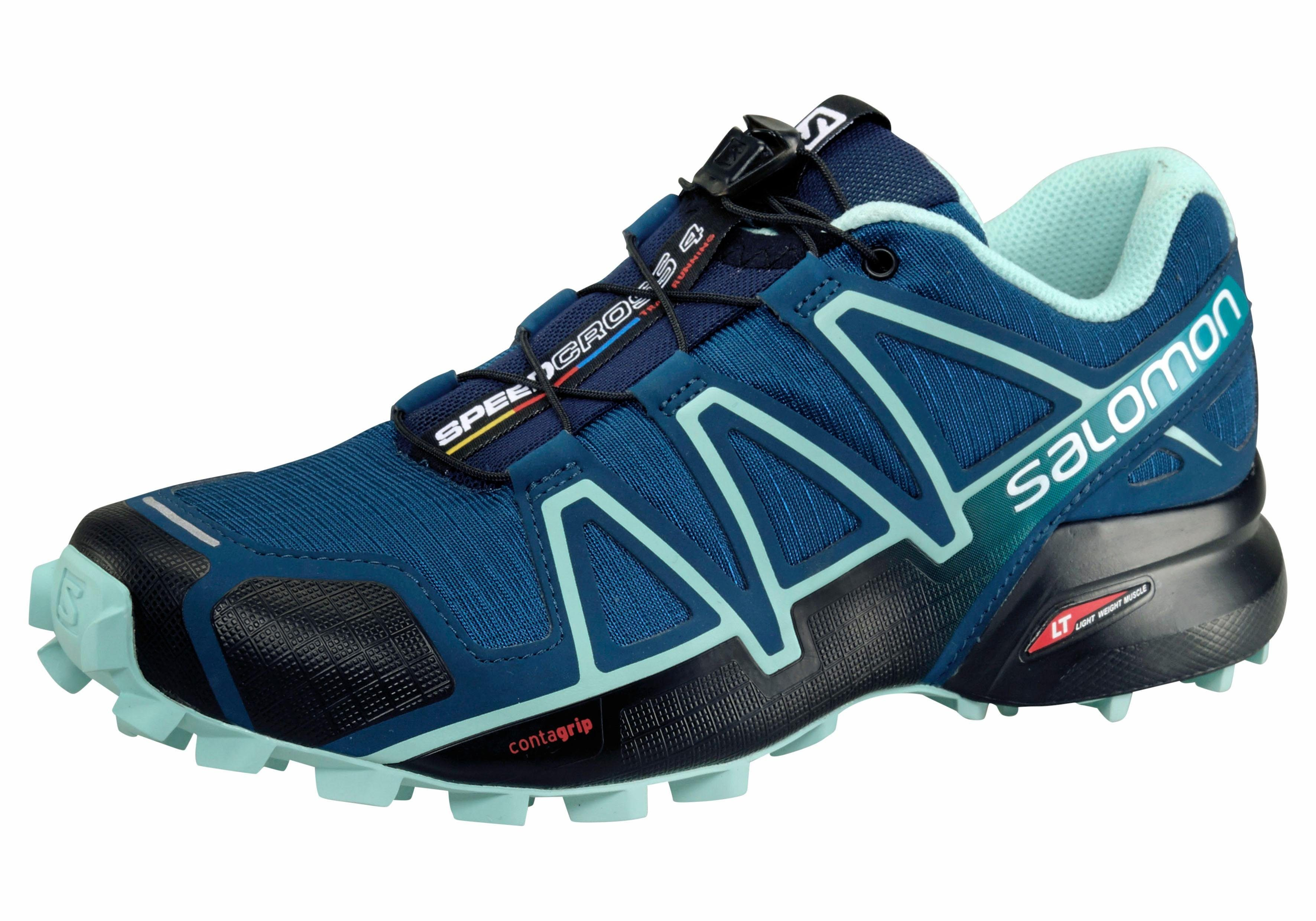 Salomon »Speedcross 4 W« Laufschuh, Leichter Trailrunningschuh von Salomon online kaufen | OTTO