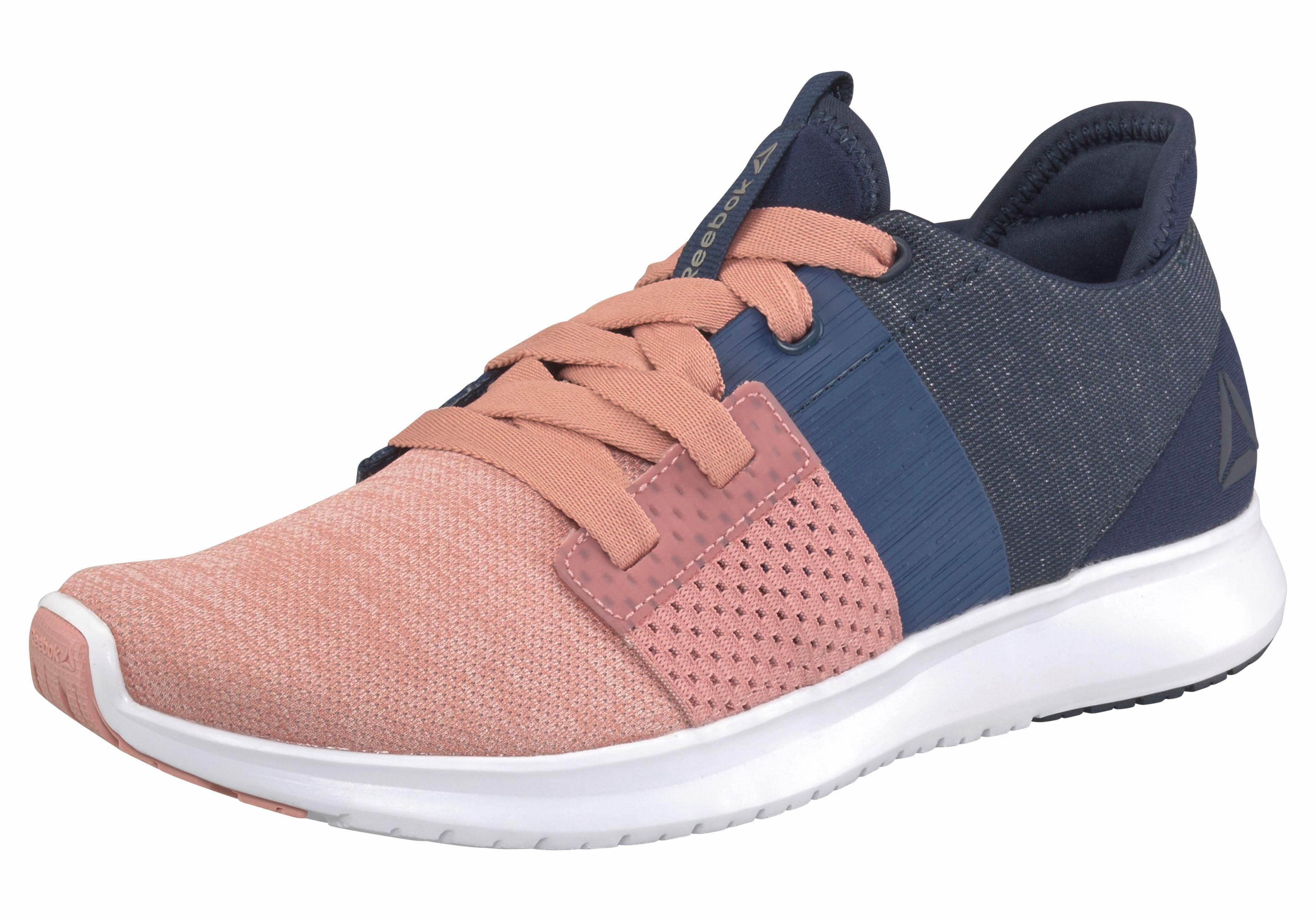 Reebok Wmns Trilux Run Laufschuh online kaufen  rosa-navy