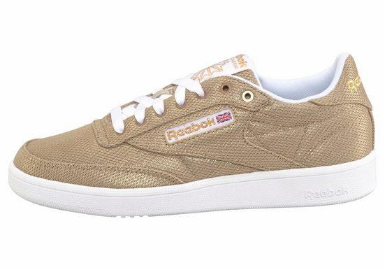 Reebok Classic Club C 85 Metallic Sneaker
