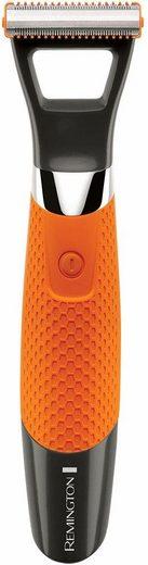 Remington Elektrorasierer DuraBlade MB050, Aufsätze: 4, inkl. Netzkabel und USB Ladekabel, für jede Haarlänge
