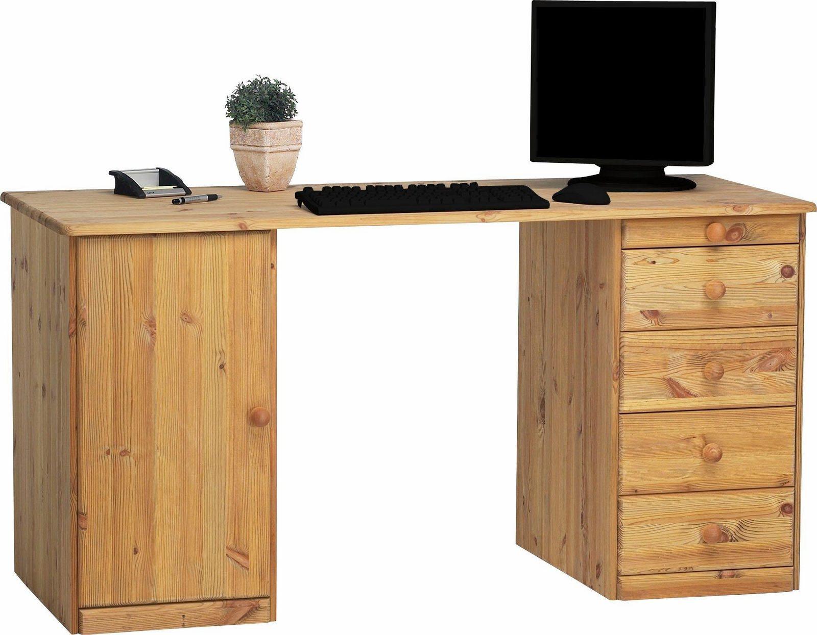 Home affaire Schreibtisch »Kent«, Breite 150 cm - broschei