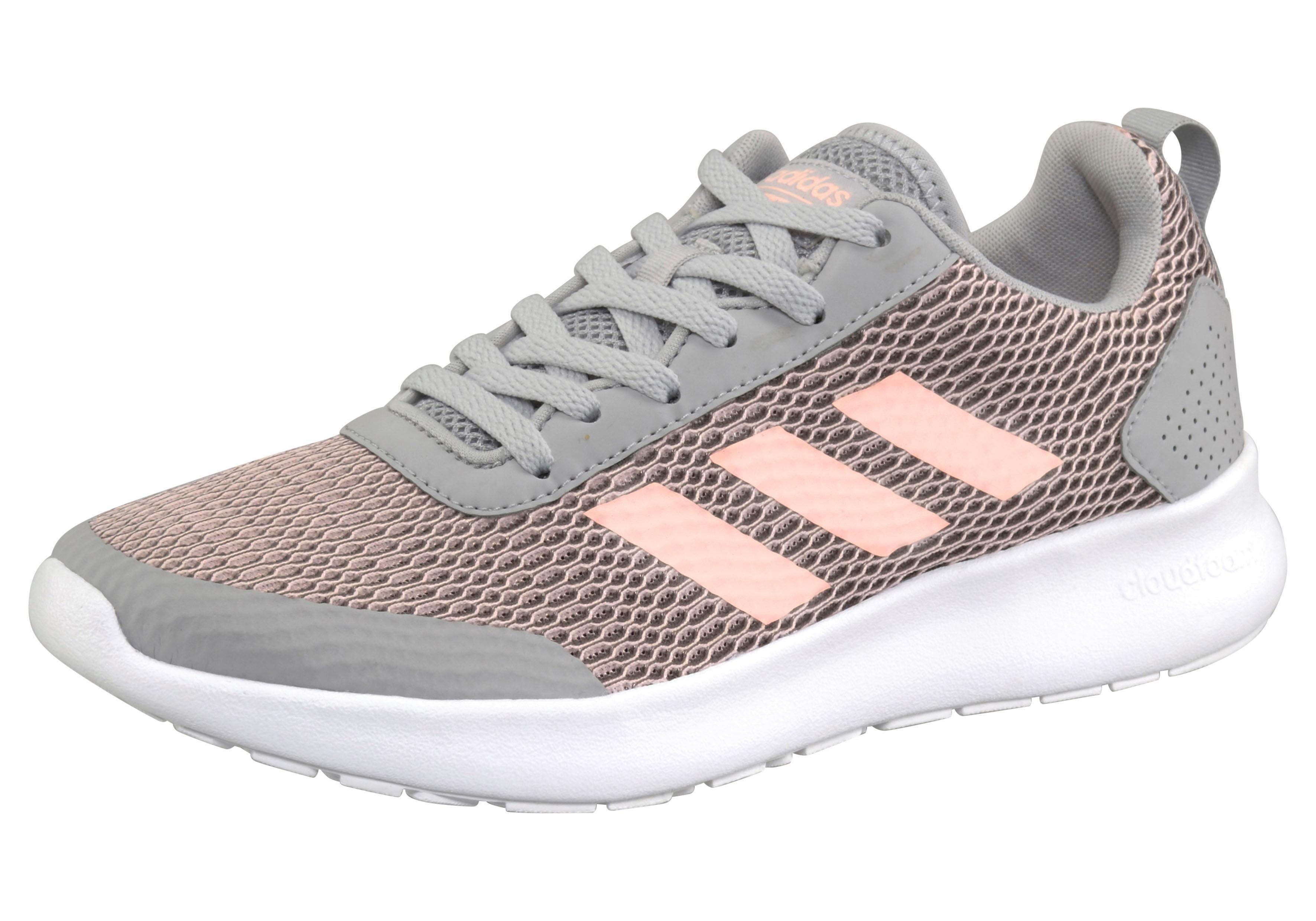 adidas Cloudfoam Element Race W Laufschuh kaufen  grau-rosa