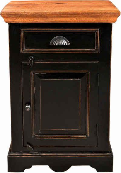 SIT Nachtkommode »Corsica«, Breite 50 cm, Shabby Chic, Vintage