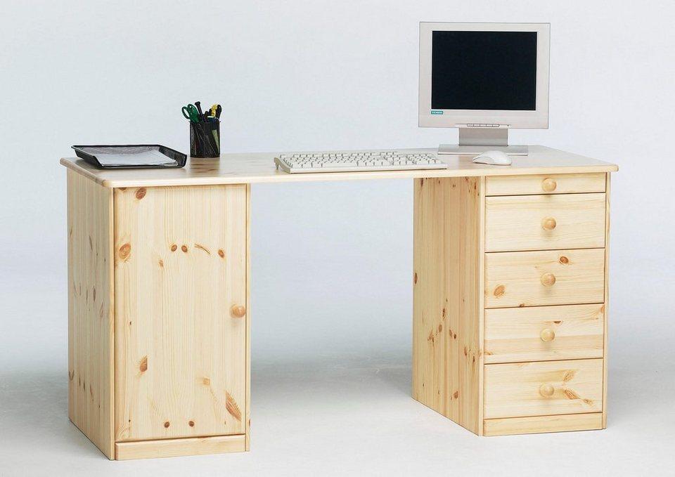 Home affaire schreibtisch kent breite 150 cm otto for Schreibtisch 150