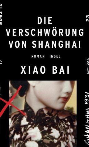 Gebundenes Buch »Die Verschwörung von Shanghai«