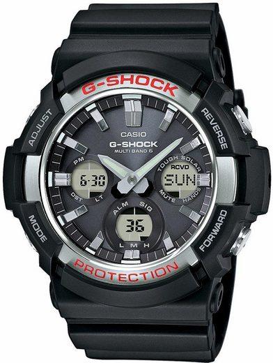 CASIO G-SHOCK Funkchronograph »GAW-100-1AER«