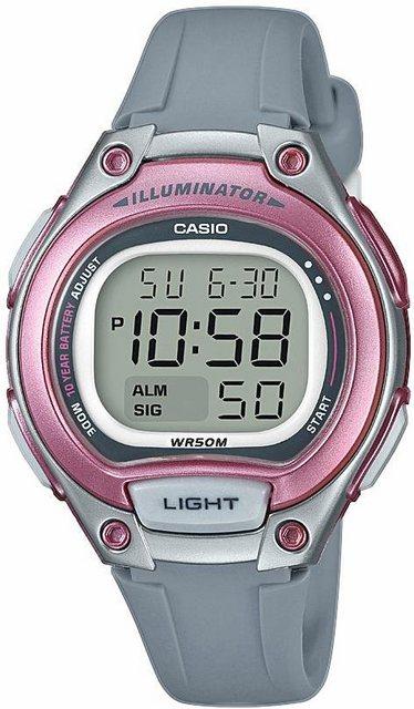 Casio Collection Chronograph »LW-203-8AVEF« | Uhren > Chronographen | Casio Collection