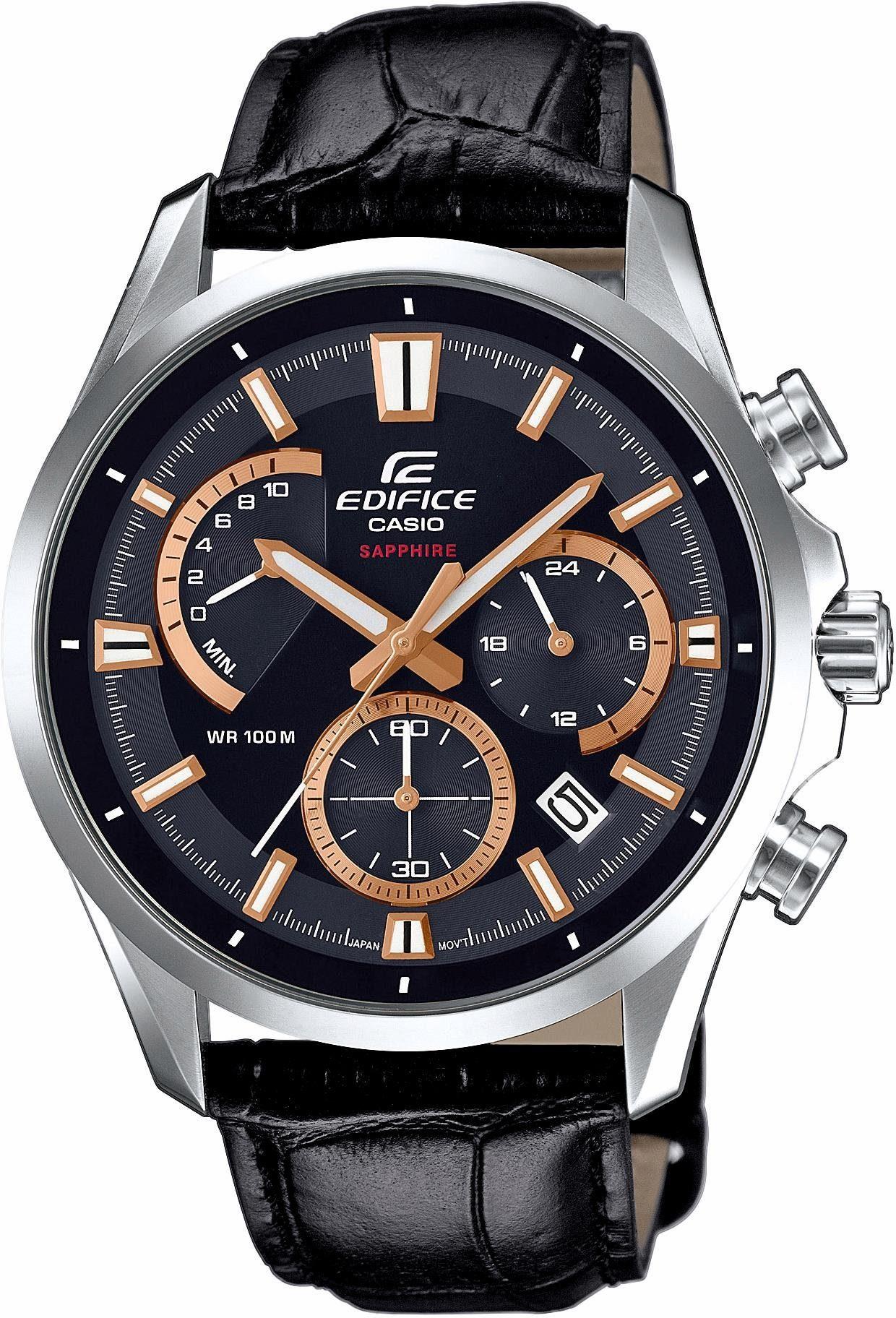 Edifice Chronograph »EFB-550L-1AVUER«