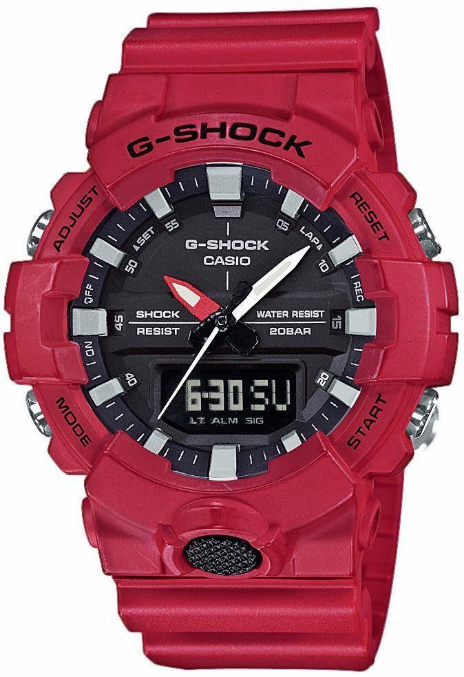 G-Shock Chronograph »GA-800-4AER«