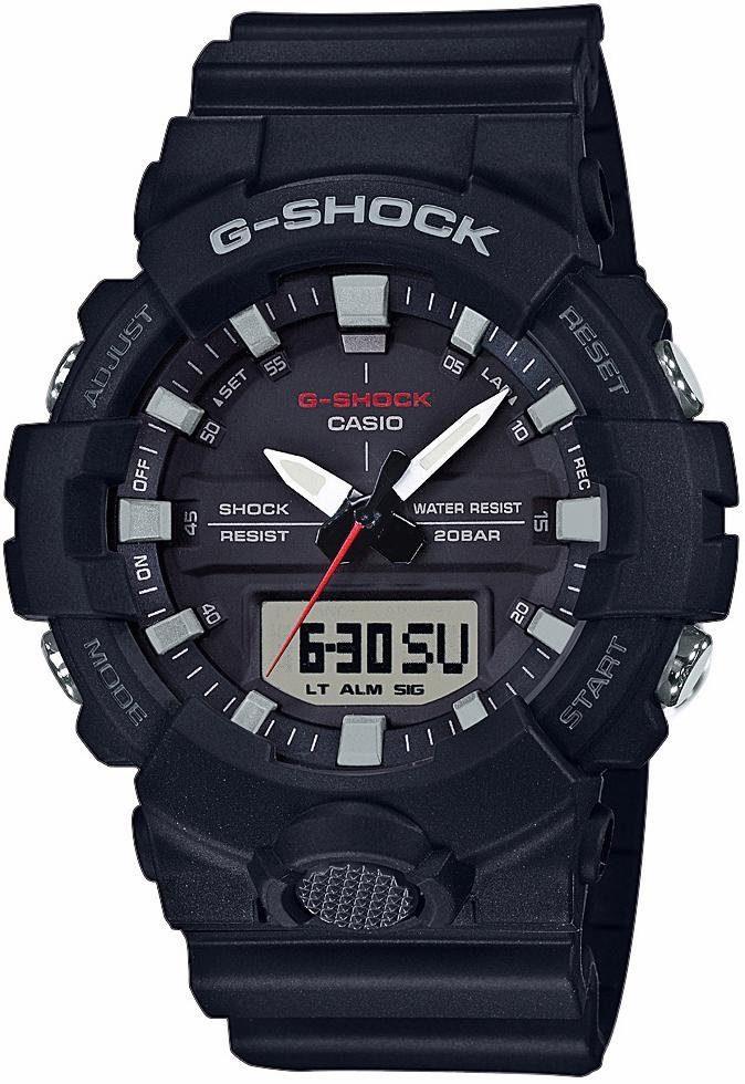 CASIO G-SHOCK Chronograph »GA-800-1AER«