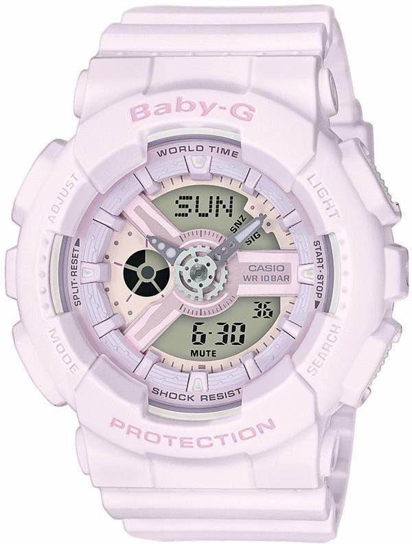 CASIO BABY-G Chronograph »BA-110-4A2ER«