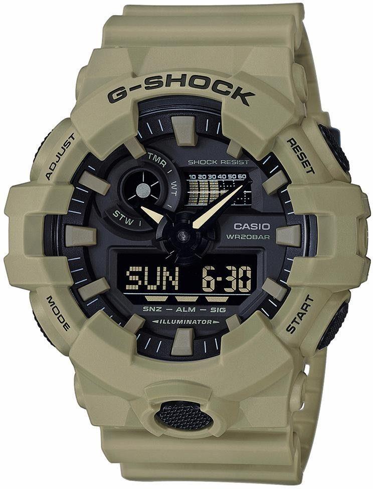 CASIO G-SHOCK Chronograph »GA-700UC-5AER«